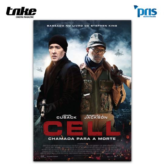 CELL - Chamada Para a Morte