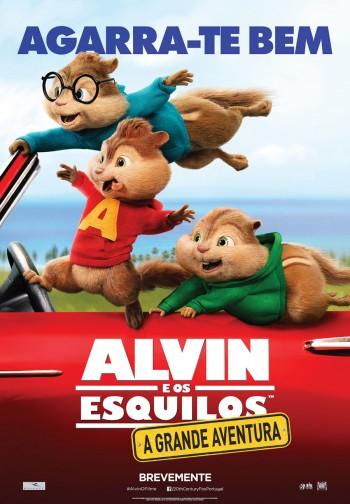 Alvin e os Esquilos: A Grande Aventura