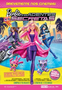 Barbie: Agentes Secretas