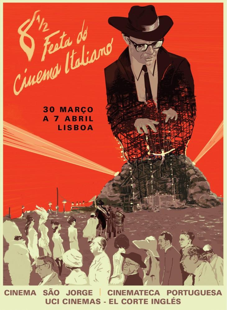 8 ½ Festa do Cinema Italiano