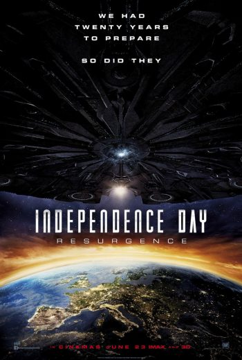 O Dia da Independência: Nova Ameça