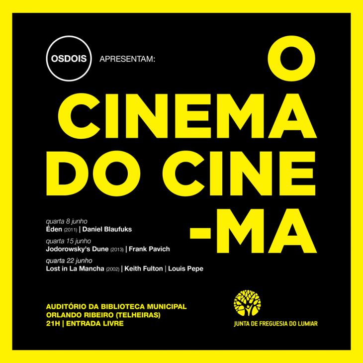 o Cinema no Cinema