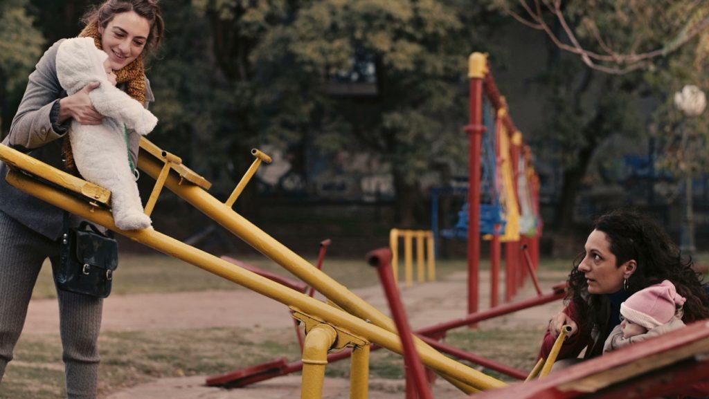 Mi Amiga del Parque