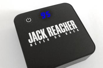 Powerbank | Jack Reacher: Nunca Voltes Atrás