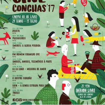 CineConchas 2017