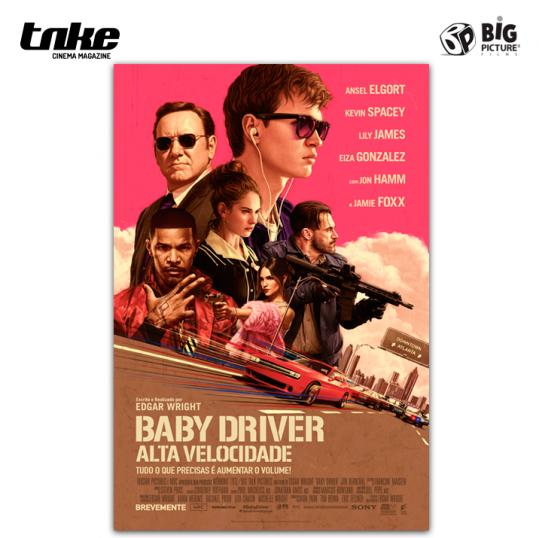 Baby Driver - Alta Velocidade