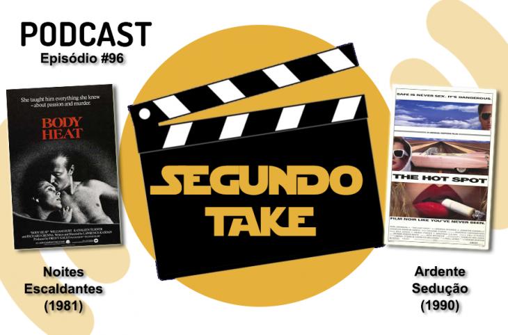 Segundo Take - podcast de António Araújo