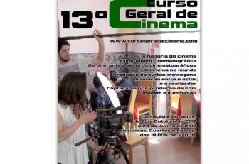 13.º Curso Geral de Cinema