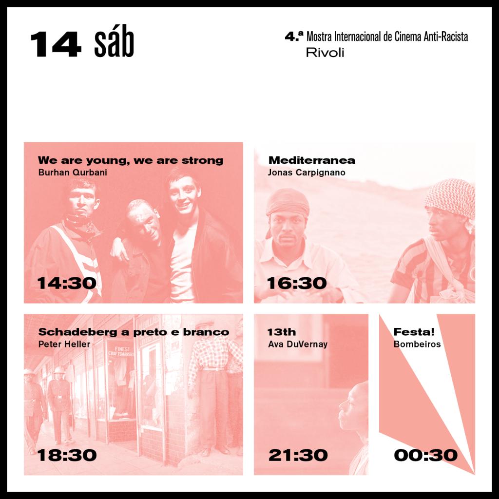 MICAR – Mostra Internacional de Cinema Anti-Racista 2017