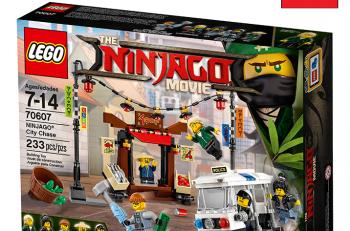 LEGO® Ninjago: O Filme