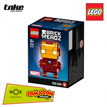 LEGO® Comic Con Portugal 2018