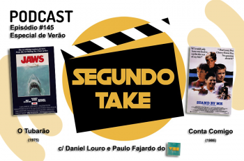 Segundo Take - podcast de António Araújo