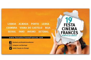 Festa do Cinema Francês 2018 . PORTO