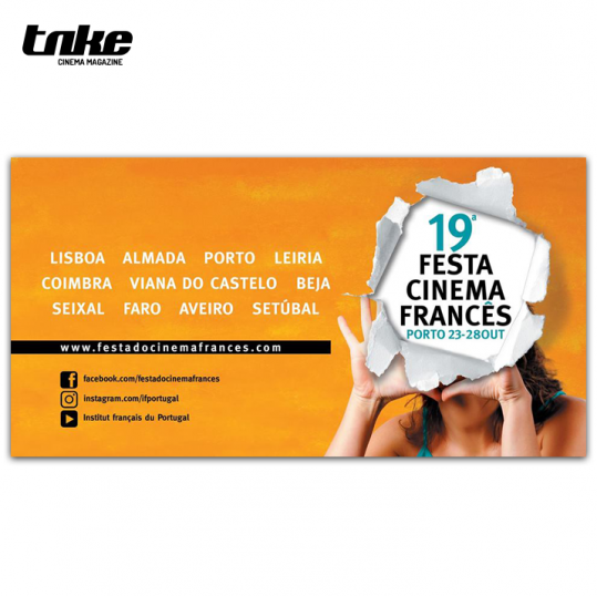 Festa do Cinema Francês 2018 . PORTO