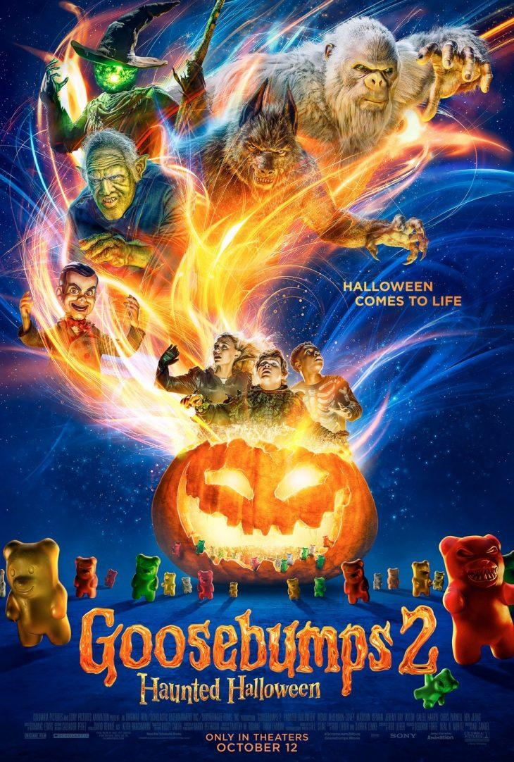 Goosebumps 2: Haunted Halloween (2018)
