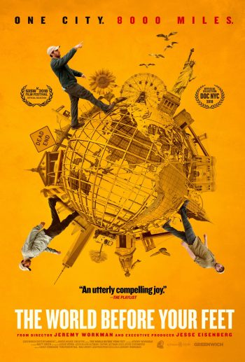 The World Before Your Feet (2018)