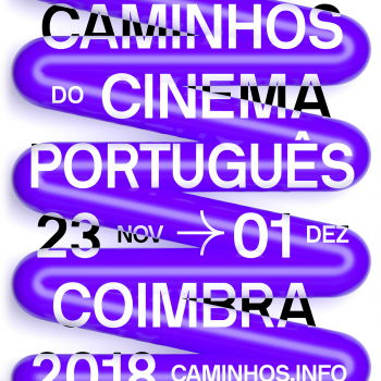 Caminhos do Cinema Português 2018