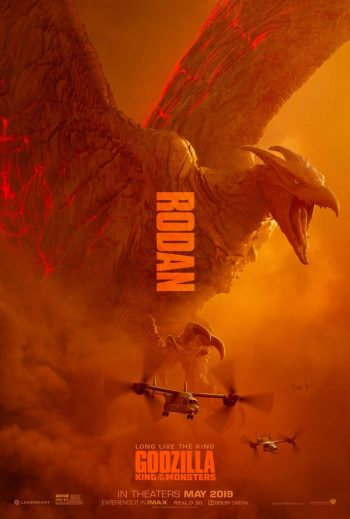 Godzilla: King of the Monsters (2019)
