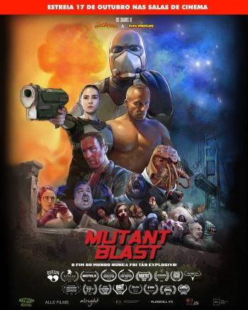 Mutant Blast (2019)