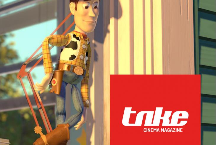 Take 52 . Pixar